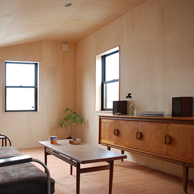 johnlennon HOUSE《住宅・美容室》設計・監理 2012