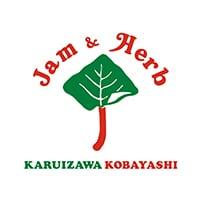 軽井沢小林ジャム《ジャム店》ロゴマーク 2004