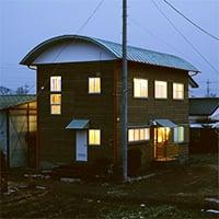 彫刻家の家《住宅》設計・監理