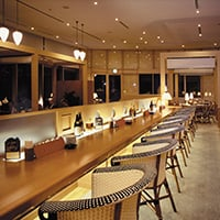 COURT CAFE《中華レストラン(高崎市役所21階)》インテリア・施工 2000